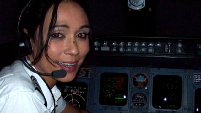 VIDEO: The woman whos small planes engines failed discusses how she and her passenger survived.