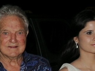 Watch: Billionaire George Soros Sues Brazilian Ex Girlfriend