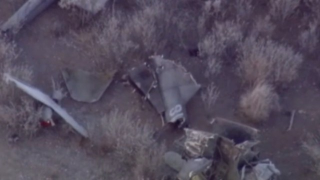 VIDEO: All three crew members aboard survive terrifying chopper crash in New Mexico.