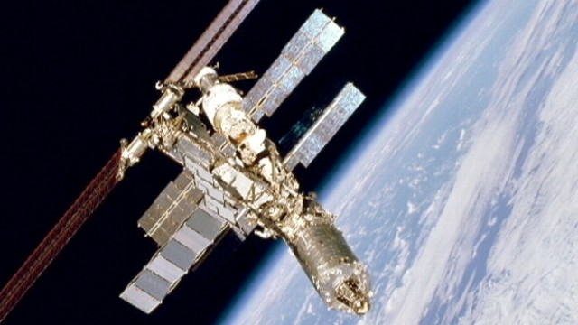 Cooling System Aboard International Space Station Fails