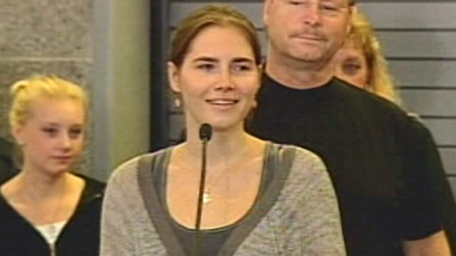 VIDEO: Amanda Knox Legal Drama
