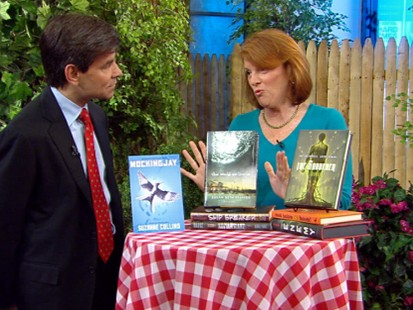 VIDEO: Annie Pleshette Murphy offers the inside scoop on top kids books.