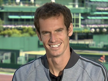 VIDEO: The first Brit to win the Wimbledon mens championship in 77 years discusses his historic win.