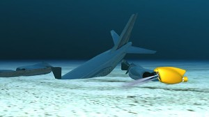 VIDEO: Weather conditions and ocean depths make search for black boxes challenging.