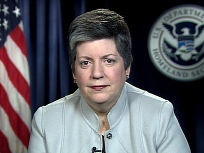 VIDEO: Secretary of Homeland Security Janet Napolitano weighs in on the incident.