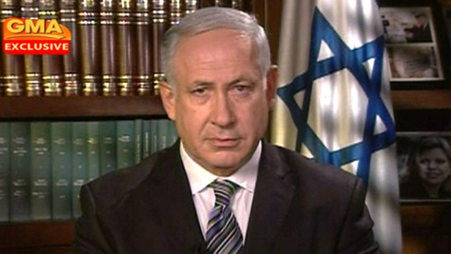 VIDEO: Israeli Prime Minister says all relationships have disagreements.
