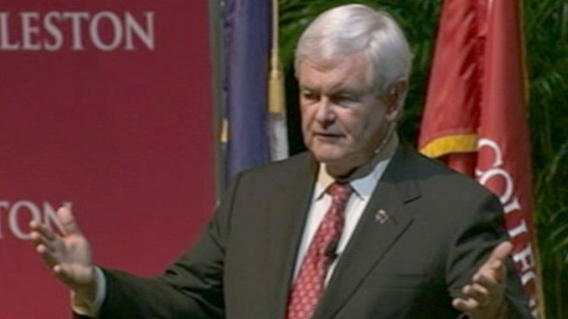 VIDEO: Matthew Dowd explains why former Speaker Gingrich may be the candidate to beat.