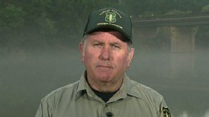 VIDEO: John Nichols on the Seach for Flash Flood Victims