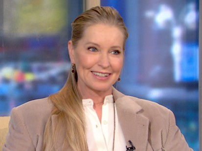 VIDEO: Patrick Swayzes widow opens up about her loss in a new book.