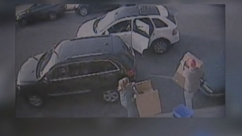 VIDEO: Couple Steals Holiday Presents Right After Theyre Delivered