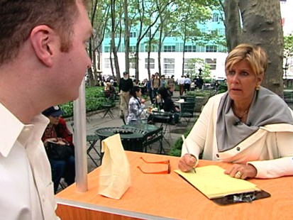 VIDEO: Suze Orman gives advice on how to survive this recession.