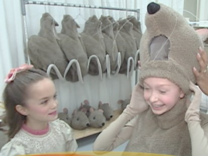 "VIDEO: Behind the Scenes of ""The Nutcracker"""