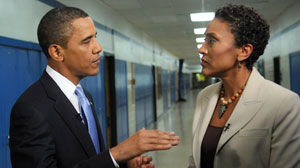 """Barack Obamas exclusive interview with """"Good Morning America"""""""