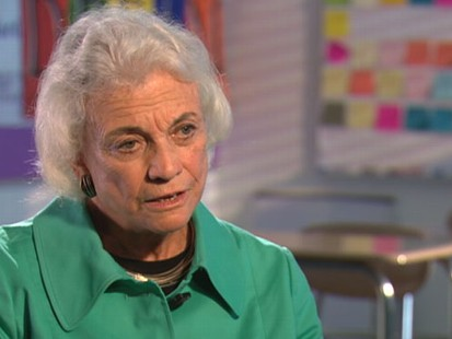 VIDEO: Former Supreme Court Justice Sandra Day OConnor weighs in on Elena Kagan.