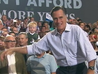 Watch: Mitt Romney Capitalizing on Momentum in Ohio