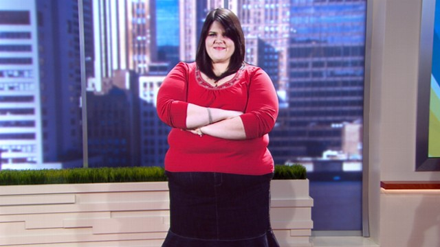 "VIDEO: Rachel Oliver trained for a year on ABCs ""Extreme Makeover: Weight Edition."""