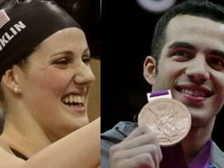 Watch: London 2012 Olympic Games: Missy Franklin's Second Gold, Danell Leyva's Redemption