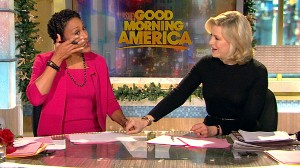 VIDEO: Diane Sawyer Announces Last Week on Good Morning America