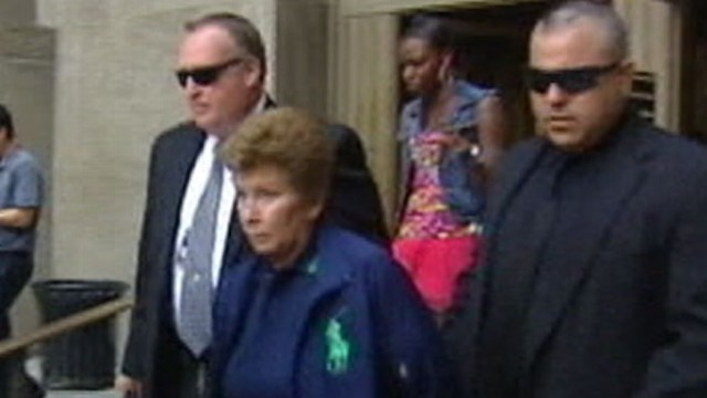 VIDEO: Lois Goodman is accused of trying to cover up the killing of