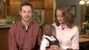 VIDEO: Haitian Orphans Come to America