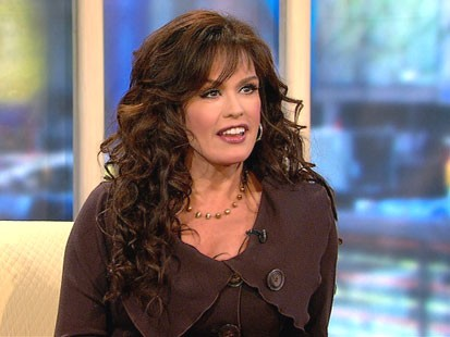 VIDEO: Marie Osmond talks about her struggles in her book Might as Well Laugh About it Now.