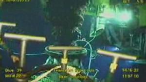 VIDEO: BP Attempts New Leak Proof Cap