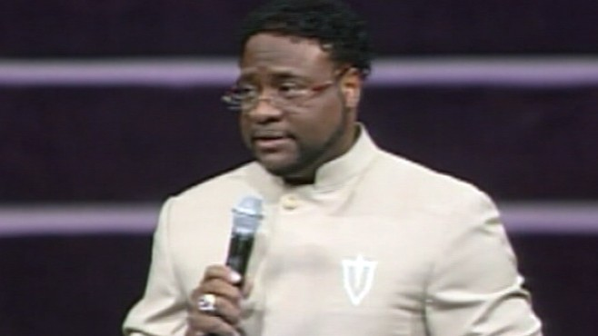 VIDEO: Bishop Eddie Long Disputes Sex Suits