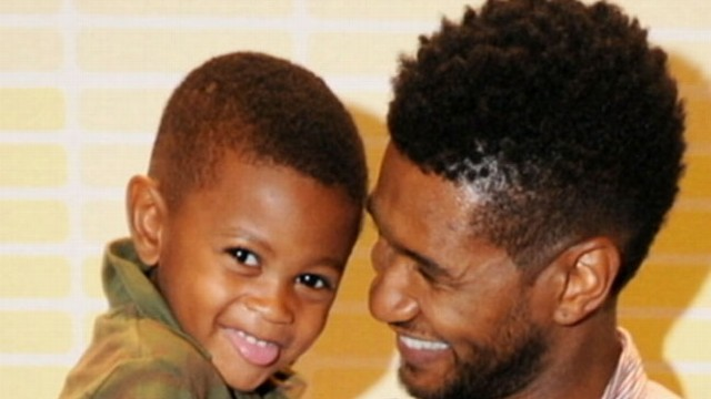 VIDEO: Usher Raymond V reportedly got his hand caught in a drain at the bottom of the pool.