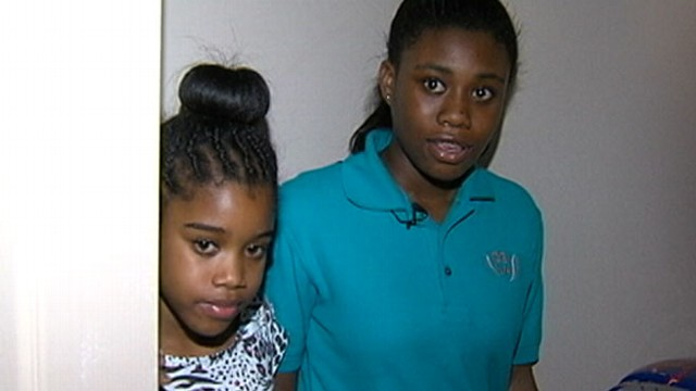VIDEO: BreAsia Morrow, 12, saved her sister when burglars broke into their home.