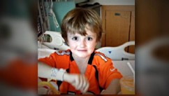 VIDEO: Young Cancer Patients Parents Turn to Facebook to Save Son