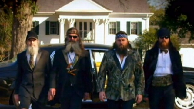 VIDEO: Duck Dynasty Stars Want More Money