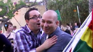 VIDEO: California gay marriages on hold