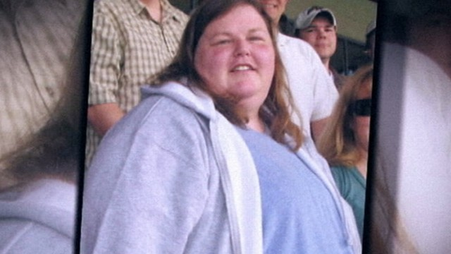 VIDEO: Woman helps others struggling with obesity after losing half her weight.