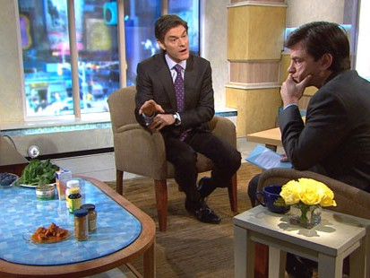 VIDEO: Dr. Mehmet Oz explains how you can spot the disease in love ones.