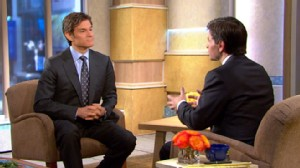VIDEO: Dr. Oz explains easy methods to increase your life expectancy.