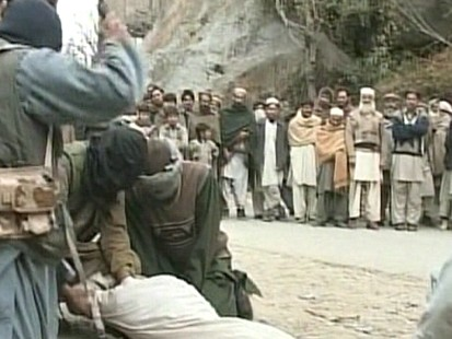 VIDEO: Taliban insurgents seize territory, posing security threat to America.
