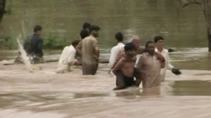 VIDEO: Pakistan flood victims