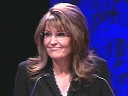 VIDEO: Palin Tells Tea Party: Its Revolution Time
