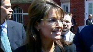 VIDEO: Sarah Palin Goes to Court