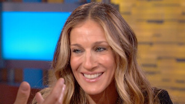 VIDEO: Sarah Jessica Parker Discusses New Film