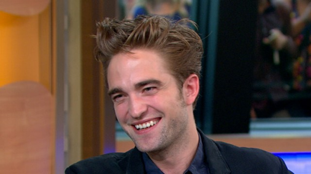 VIDEO: Robert Pattinson Not Interested in Selling Personal Life