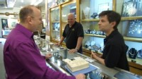 "VIDEO: ""GMA"" foray into reality shows begins with George haggling inside a pawn shop."