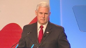 VIDEO: Mike Pence For President in 2012?