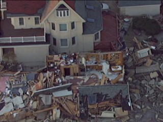 Watch: Hurricane Sandy Victims Brace for Nor'easter