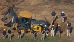 VIDEO: FBI Resumes Search for Jimmy Hoffa
