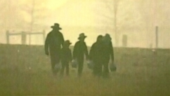 VIDEO: Sick Amish Girl, Family Seek Treatment Outside US