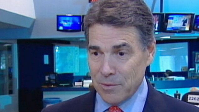 VIDEO: Rick Perry to Join 2012 Presidential Race