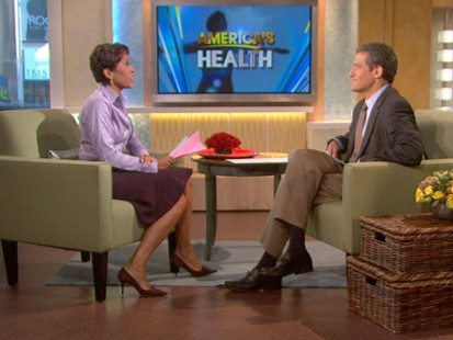 VIDEO: Dr. Richard Besser explains how to ask questions about tests and screenings.