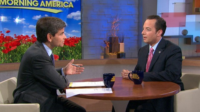 VIDEO: Reince Priebus discusses Republican chances to capture the White House in 2012.
