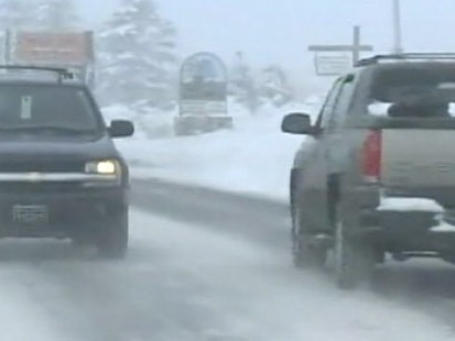 VIDEO: An arctic blast brings the longest and largest cold front in 25 years.
